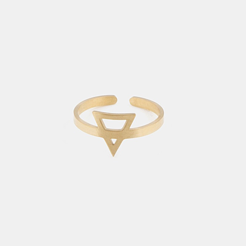 Earth Element Ring Guld