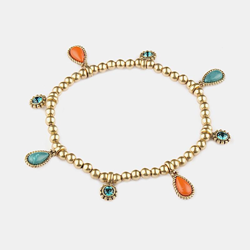 Rococo Armband Guld