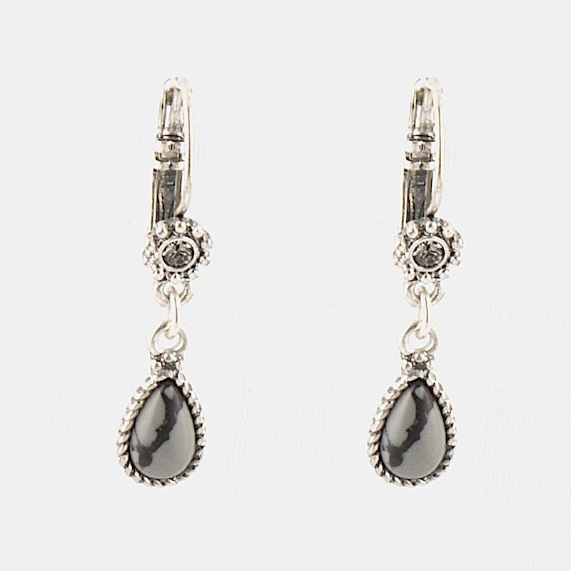 Rococo Örhänge Silver