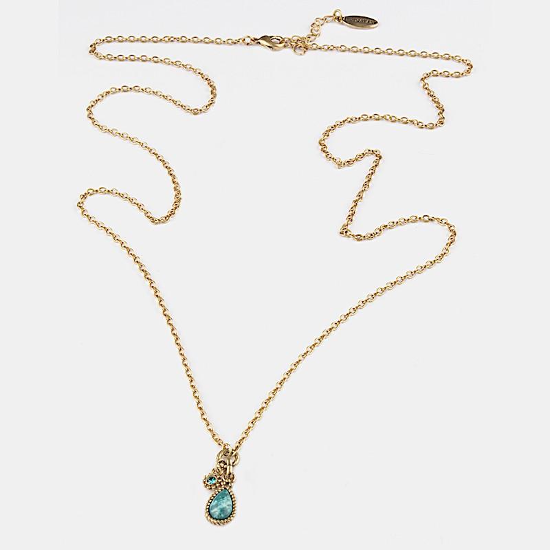 Rococo Halsband Guld