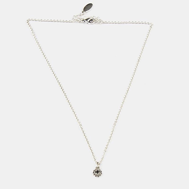 Glam Halsband Silver