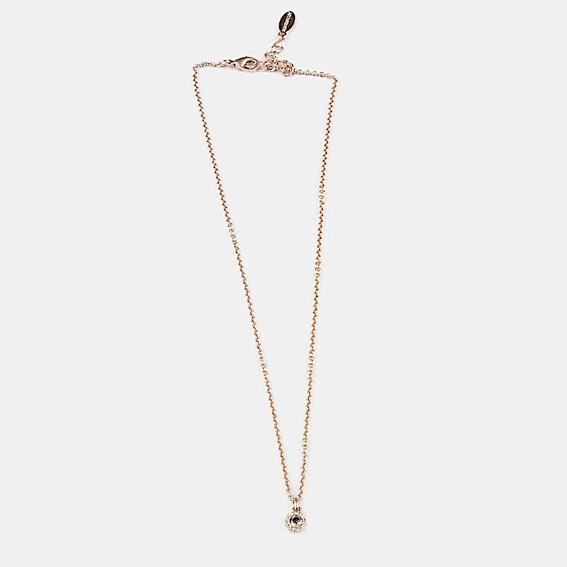 Glam Halsband Brons