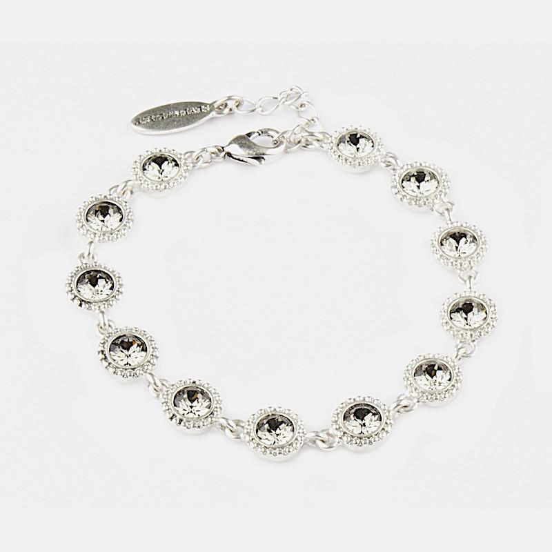 Premier Armband Silver
