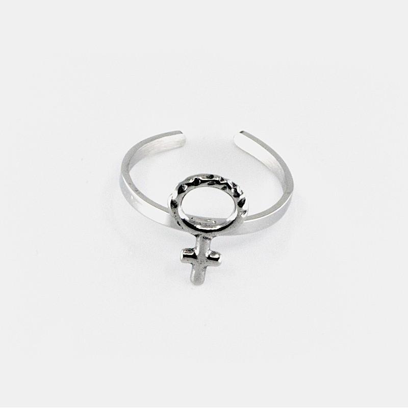 Venus Ring Silver