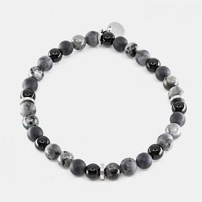 Oslo Armband grå