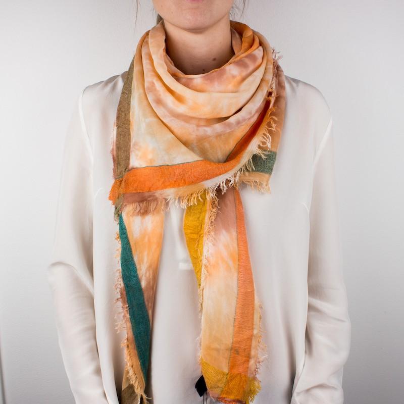 Sunnyside Sjal Orange