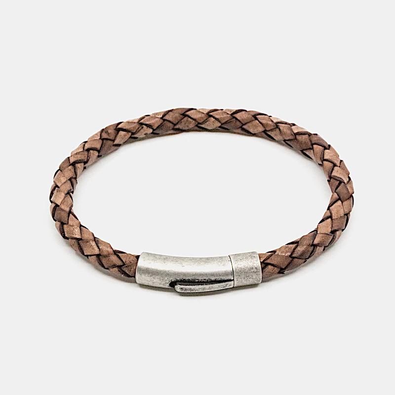 Fredrikstad Armband Antik Brun