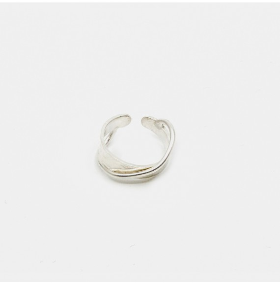 Beta Ring Silver