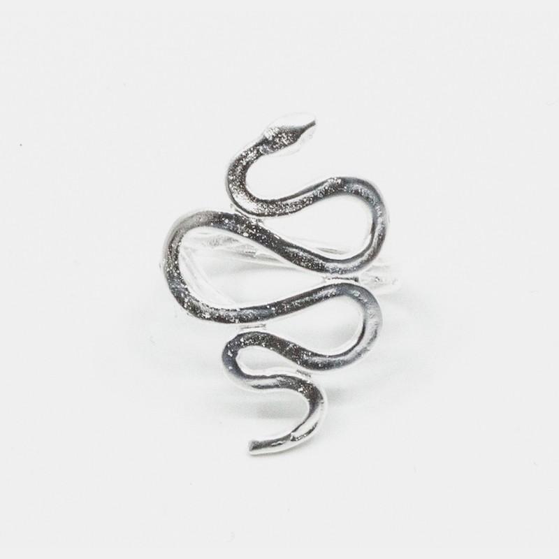 Gamma Ring Silver