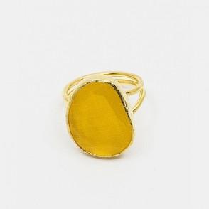 Omikron Ring Gul