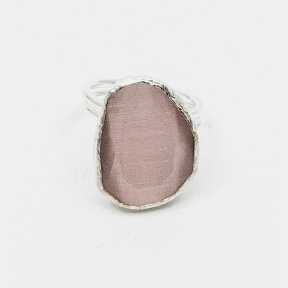 Pi Ring Rosa