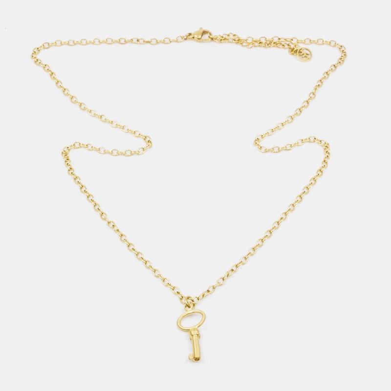 Small Key Halsband 50 Guld