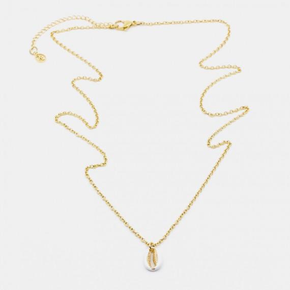 Sea Shell Halsband 60 Vit