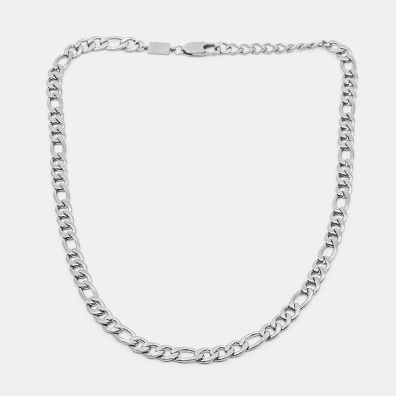 Chain Halsband Stål