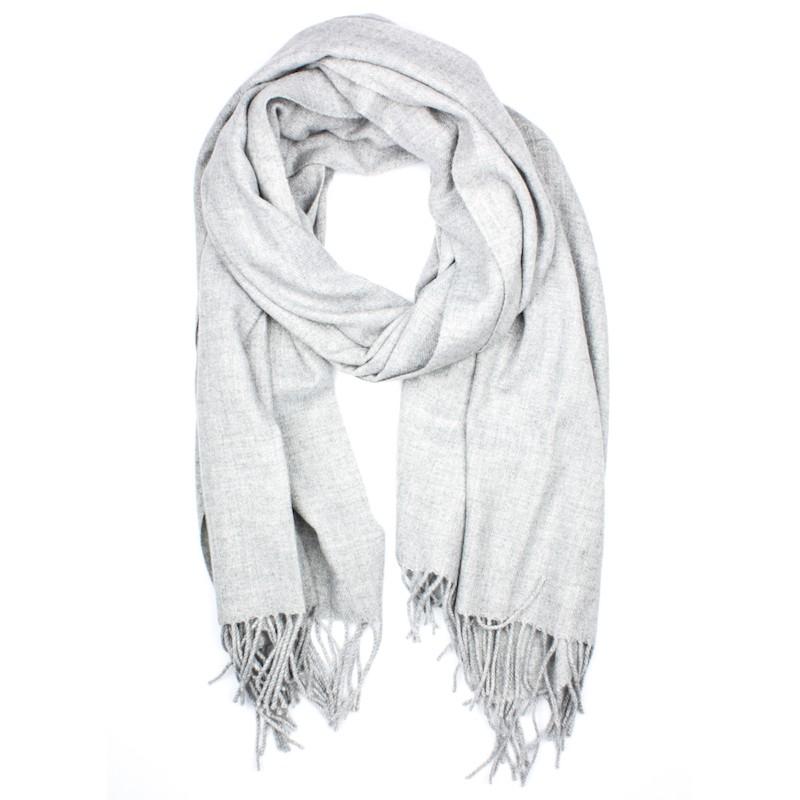 Westwood Sjal Light Grey