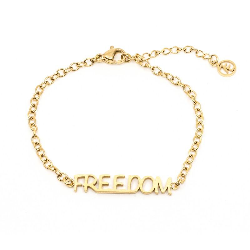 Freedom Armband Guld
