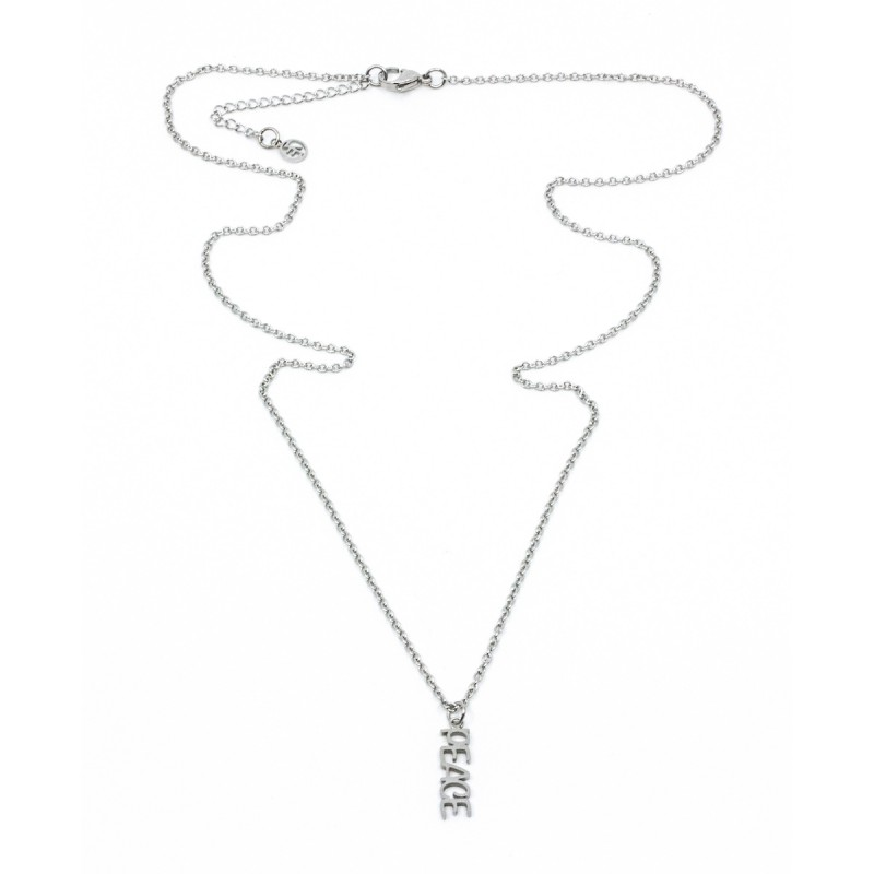 Inner Peace Halsband 60 Silver