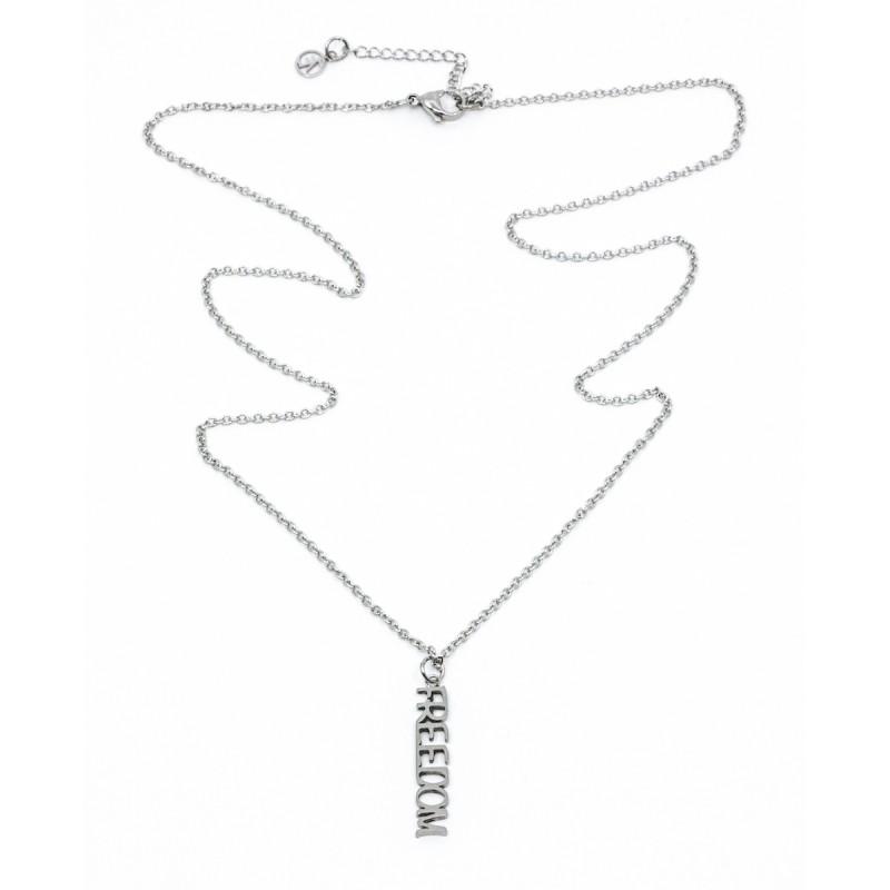 Freedom Halsband 60 Silver