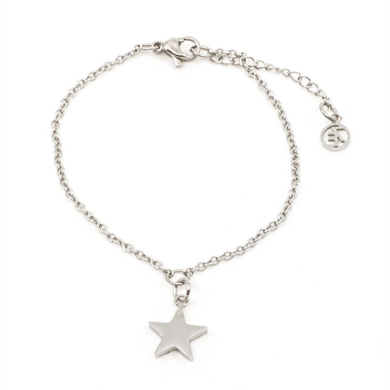 Star Armband Silver