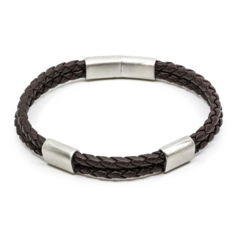 Grebbestad Armband Brun