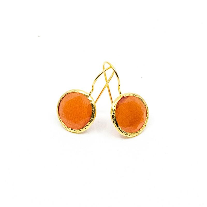 Artemis Örhänge Orange