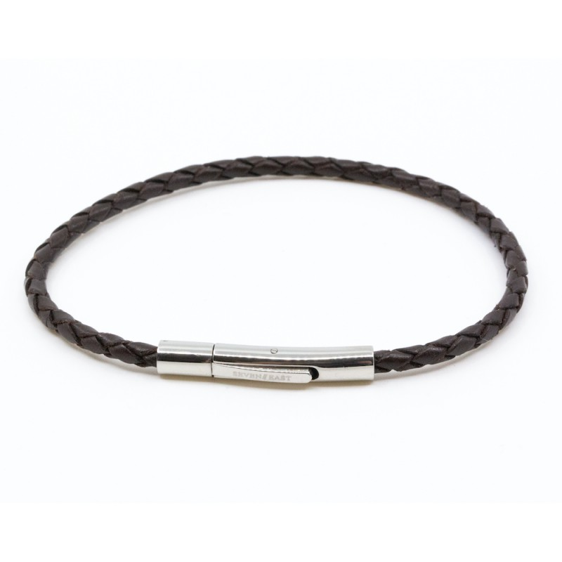 Amsterdam Armband Brun