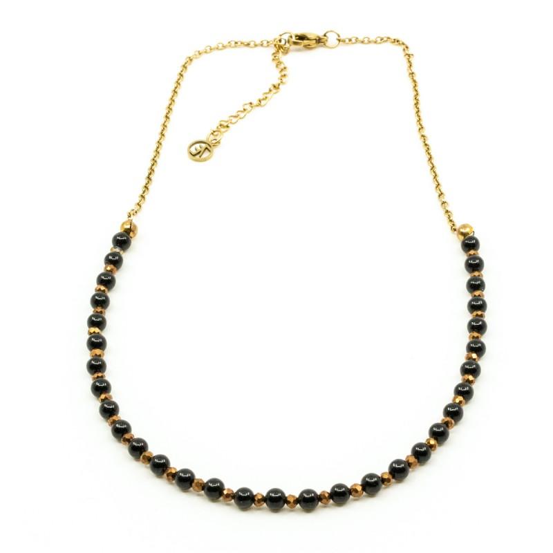 Beads Halsband Svart
