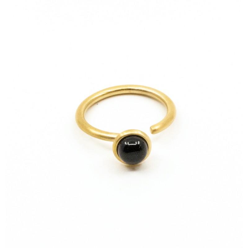 Beads Ring Svart