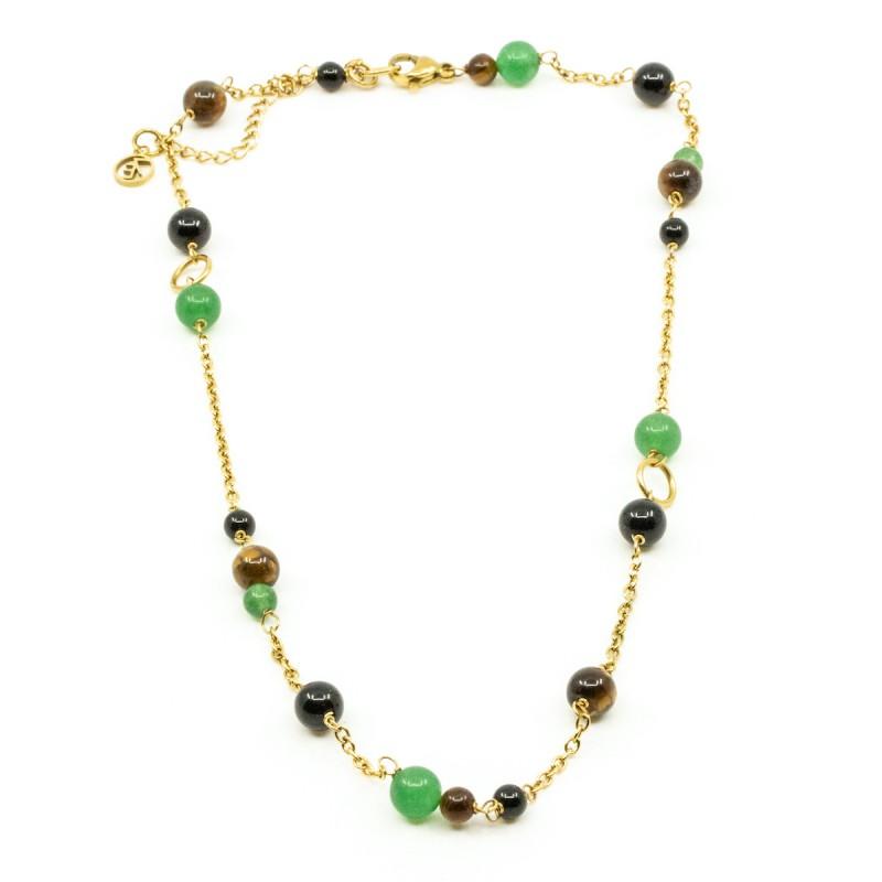 Beads Halsband Mix