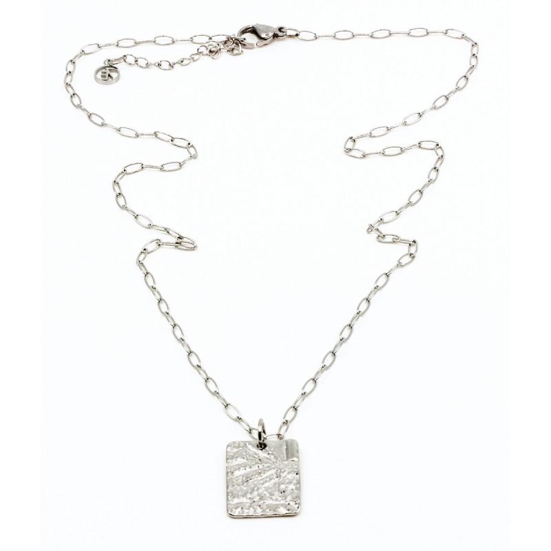 Amulet Halsband Silver