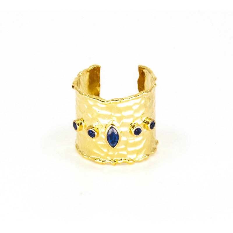 Giagia Ring Blå